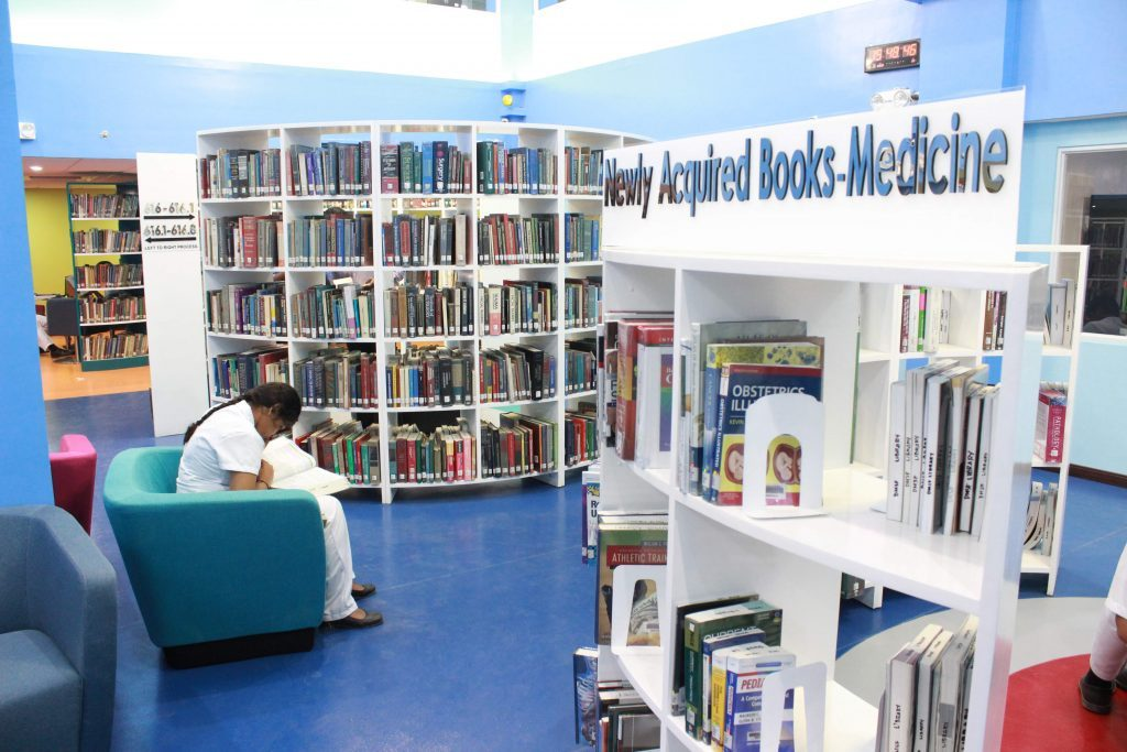 Davao Medical School foundation library