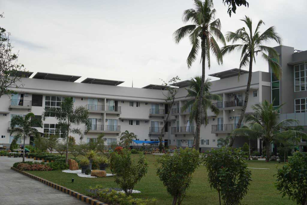 Davao Medical school foundation hostel facilities for International students