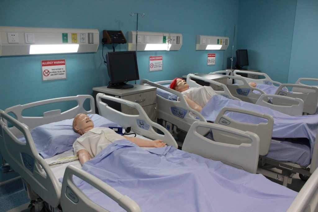 Dava MedicalCollege has advanced laboratories and classrooms for students gain better knowledge