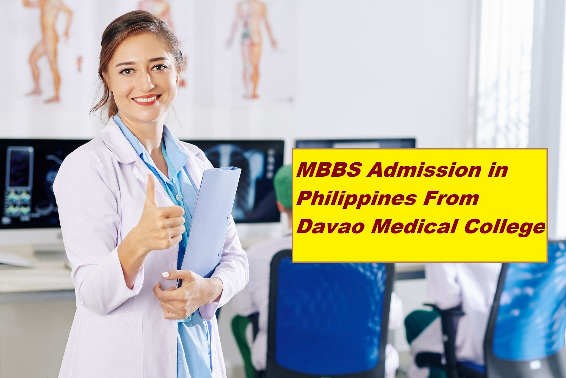 Davao Medical College remains the top choice for students looking for mbbs admission in Philippines